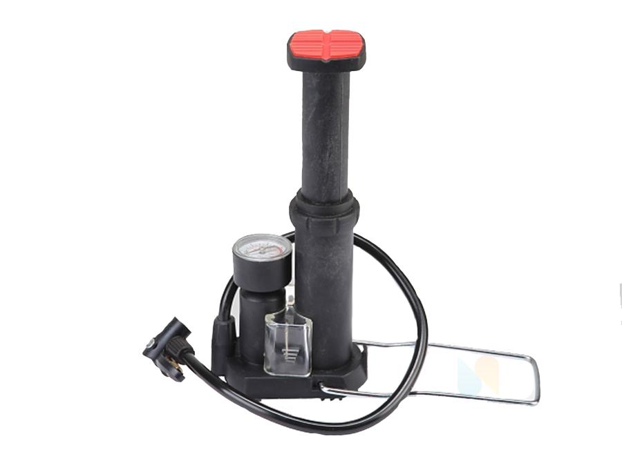 Stels FP9809D/320044, (ножной с манометром )