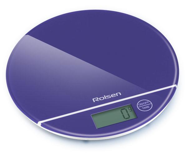 Весы кухонные Rolsen KS-2906 Blue KS-2906BLUE