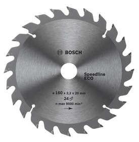 Диск отрезной Bosch 2608641785, по дереву