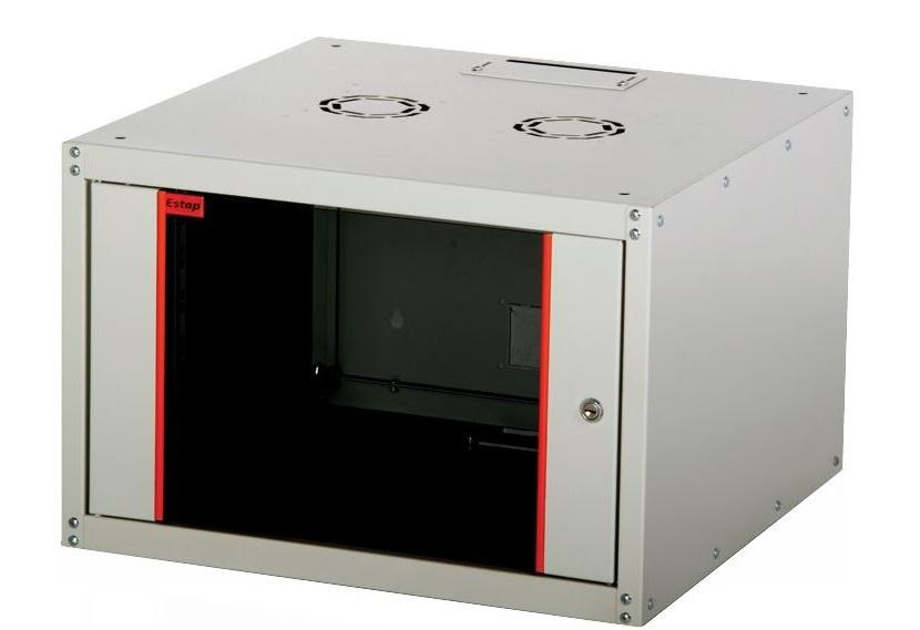 Estap настенный ECOline 19 (16U 600x450 ECO16U450GF1), Grey