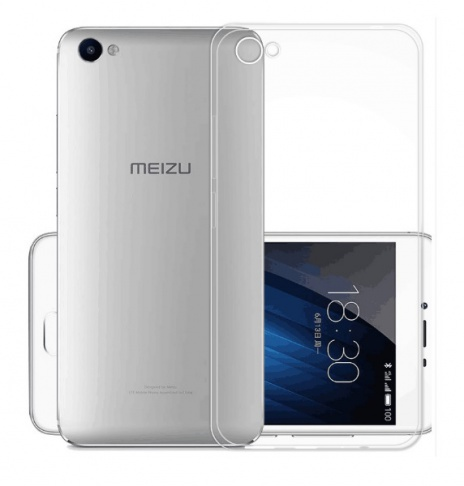 skinBOX slim silicone ��� Meizu U20