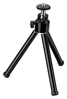 Hama Mini Ball L (04064), black - трипод настольный, от 14 до 21 см 00004064