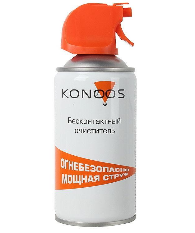 Чистящее средство Konoos KAD-520F (сжатый воздух, 520 мл)