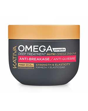 Kativa Omega Complex Антистрессовая маска для поврежденных волос (250мл) 65503296