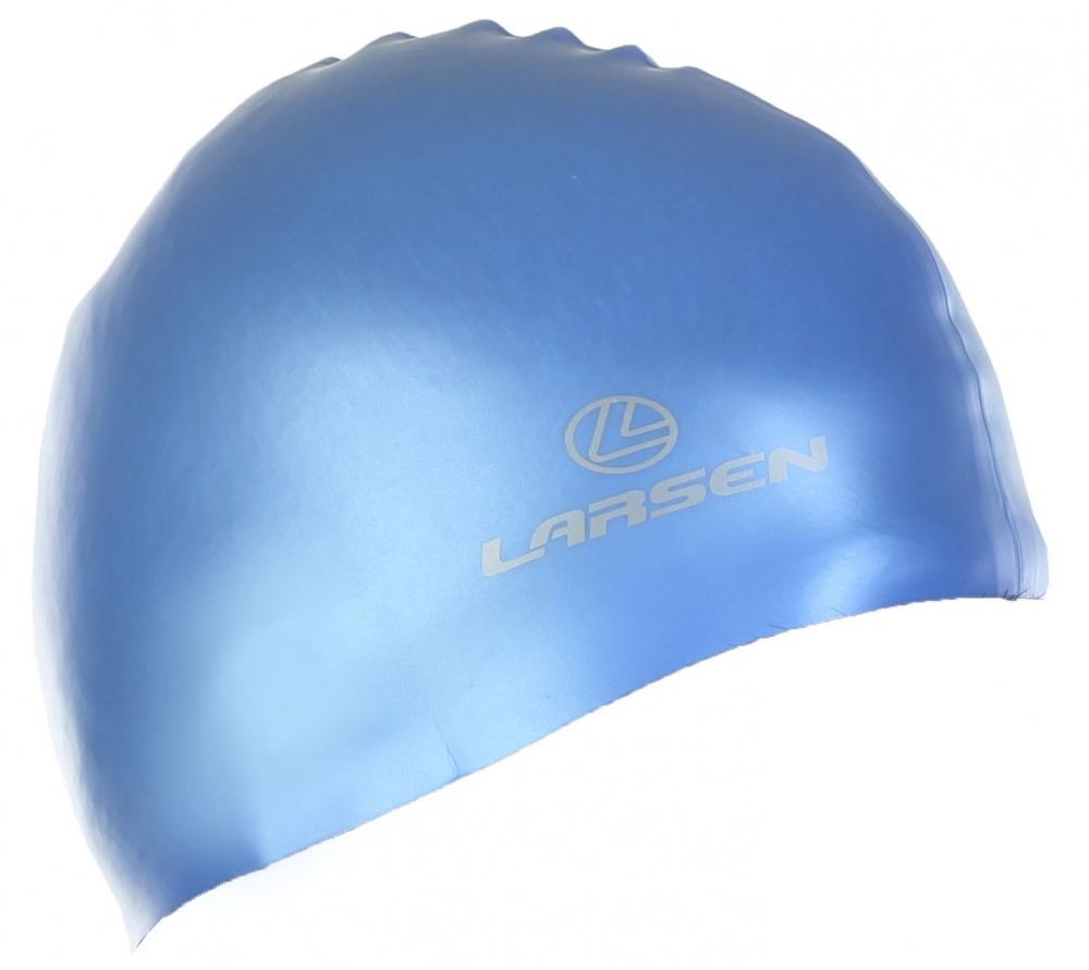 Шапочка плавательная Larsen SC13 (SC605), синий