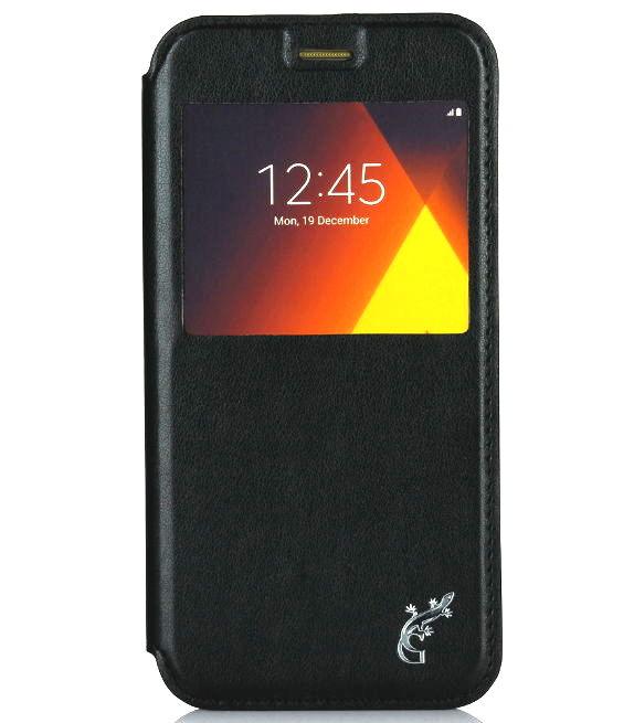 Чехол G-case Slim Premium GG-795 (для Samsung Galaxy A3 (2017) SM-A320F), Black