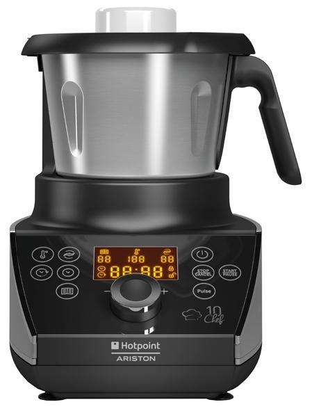 Кухонный комбайн Hotpoint-Ariston MC 057C AX0