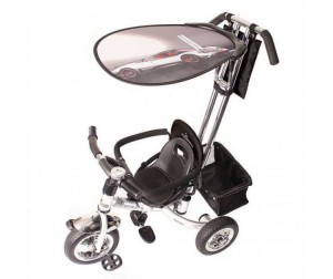 Велосипед трехколесный Liko Baby LB 772, white