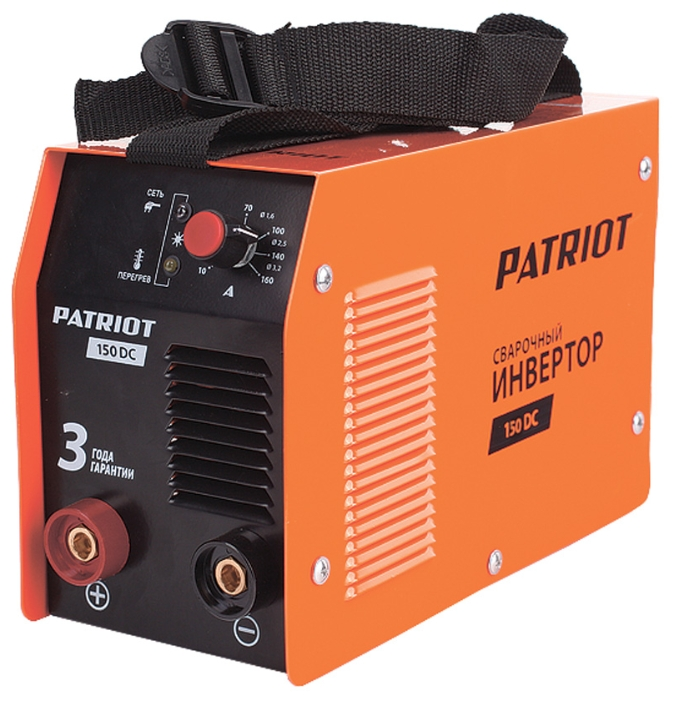 ��������� ������� Patriot 150DC MMA, 3.7��� [605302514]