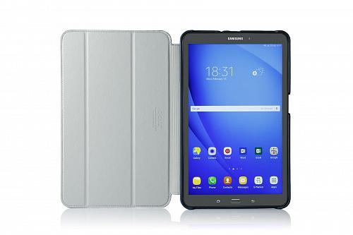 G-case Slim Premium для Samsung Galaxy Tab A 10.1 T585 dark blue - (Чехол-книжка; ; кожа • назначение - для Samsung Galaxy Tab А 10.1)