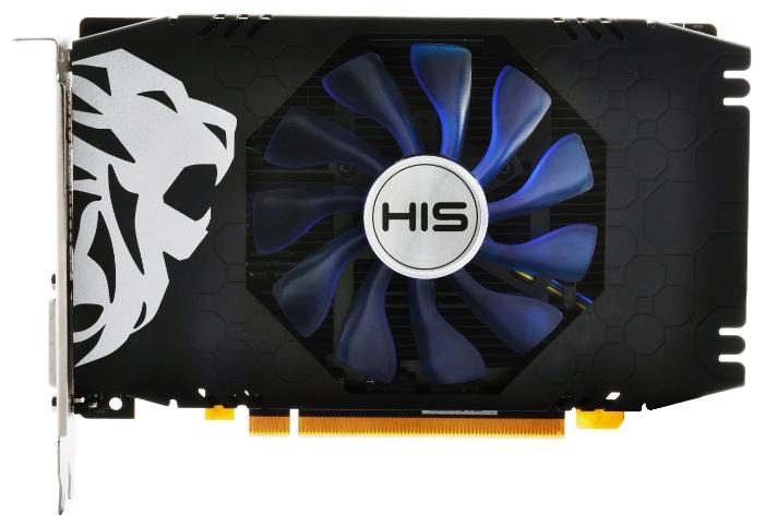 Видеокарта HIS Radeon RX 460 (4Gb, GDDR5) HS-460R4SCNR