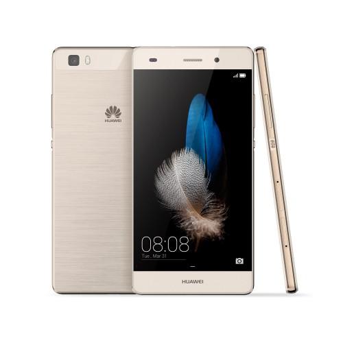 Huawei Ascend P8 Lite Gold - (Android 5.0; GSM 900/1800/1900, 3G, 4G LTE, LTE-A Cat. 4; SIM-карт 2 (micro SIM+nano SIM); HiSilicon Kirin 620, 1200 МГц; RAM 2 Гб; ROM 16 Гб; 2200 мАч; 13 млн пикс., светодиодная вспышка; есть, 5 млн пикс.; датчики - освещенности, приближения, компас)