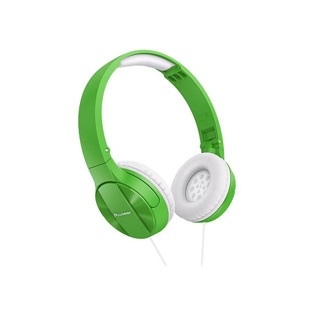 Наушники Pioneer SE-MJ503-G green