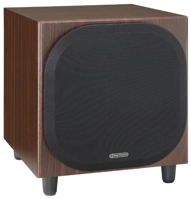 Сабвуфер Monitor Audio Bronze W10, Walnut BRONZE W10 WALNUT
