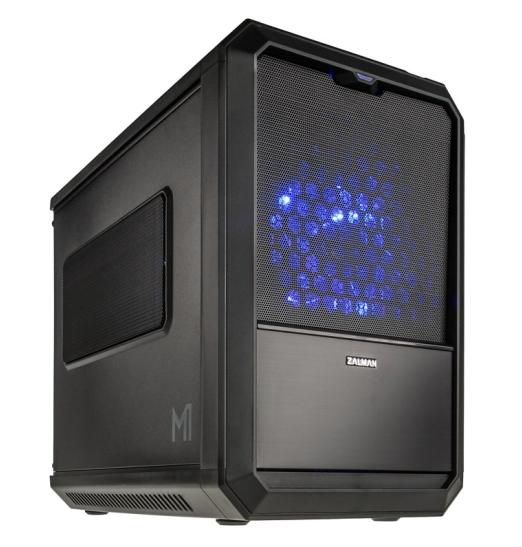 ������ Zalman M1 (Mini-ITX, ��� ��) Black