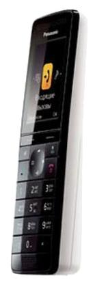 Дополнительная трубка для VoIP-телефона Panasonic KX-PRSA10RUW
