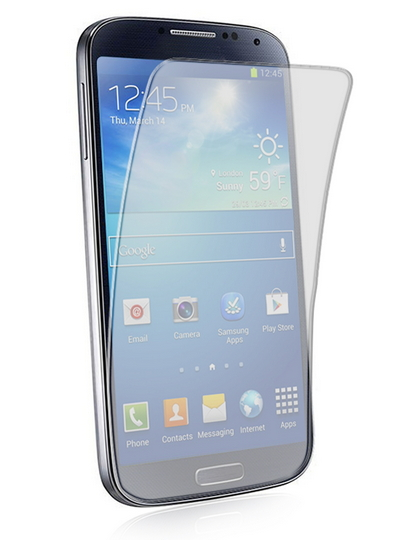 Защитная пленка LuxCase 81447, для Samsung Galaxy A3 (2017), суперпрозрачная