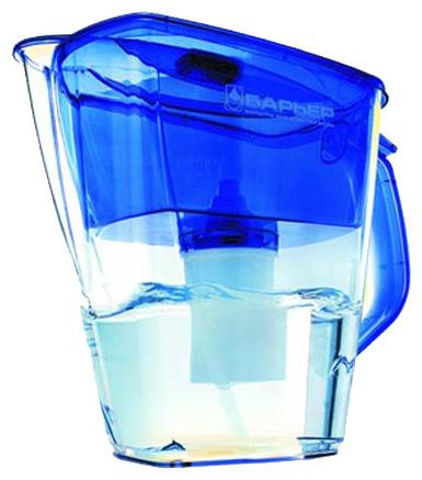 Фильтр для очистки воды Барьер-Гранд Нeo, ultramarine