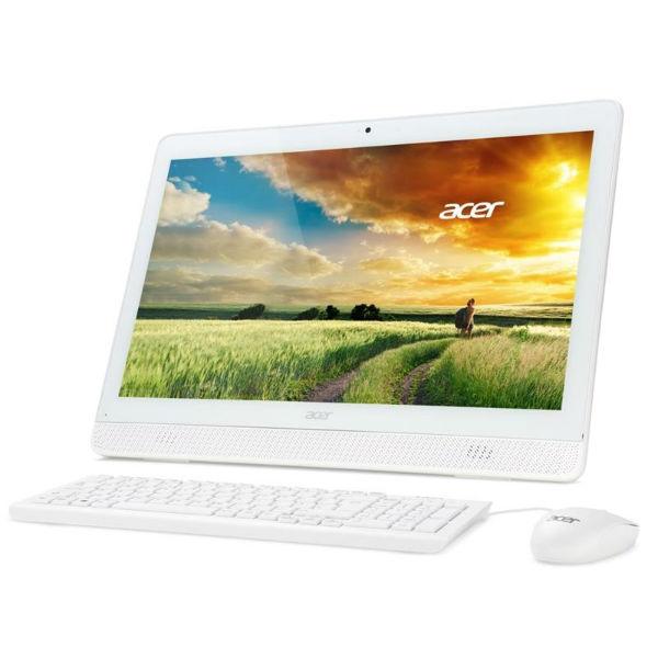"Acer Aspire Z1-612 (DQ.B4GER.009) - (Intel Celeron J3060; 4 Гб; 500 Гб; ODD - DVD±RW DL • Экран 19.5"" 1600x900; Intel HD Graphics 4000 • LAN 10-1000 Мбит/с; Wi-Fi 802.11 b/g/n; Bluetooth 4.0 • MS Windows 10 Home (64-bit), версия для одного языка)"