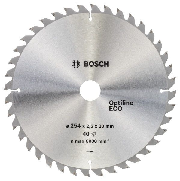 Диск отрезной Bosch 2608641795, по дереву