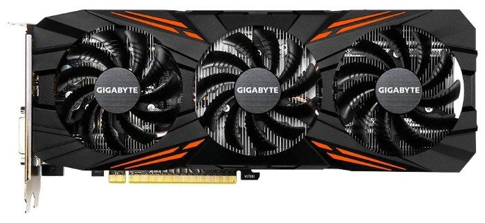 Видеокарта Gigabyte GV-N107TGAMING-8GD 8Gb GV-N107TGAMING-8GD