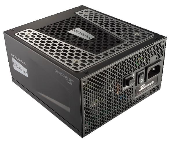 Блок питания Sea Sonic Electronics PRIME Titanium 650W SSR-650TD