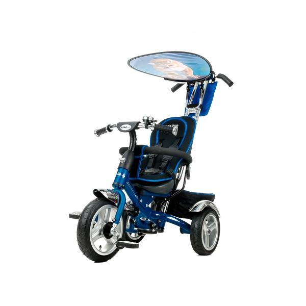 Велосипед трехколесный Liko Baby LB 778, blue