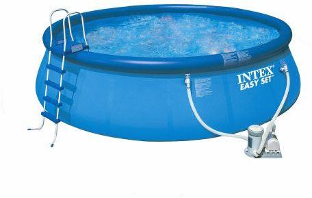 Бассейн надувной Intex серия Easy Set 28180