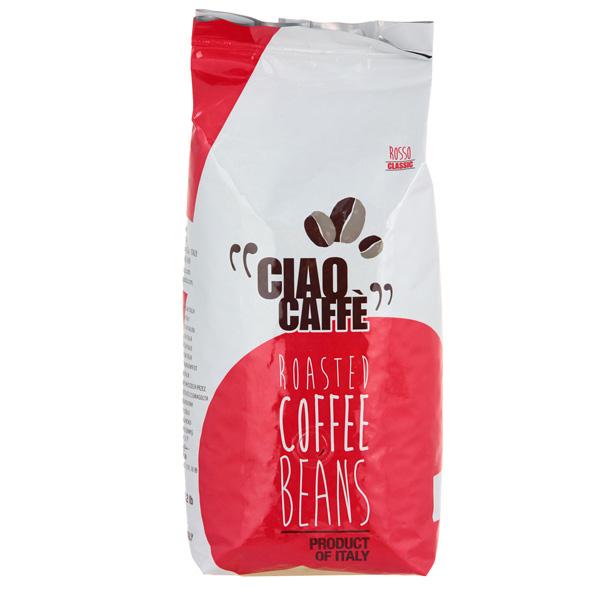 Кофе CiaoCaffe Rosso Classic в зернах (1 кг)