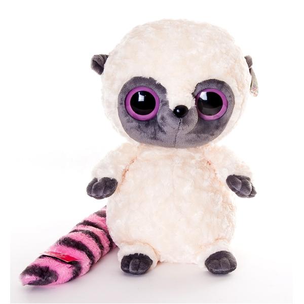 Мягкая игрушка Aurora Юху и друзья, pink