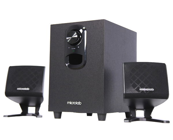 Колонки Microlab M-108, Black M108black
