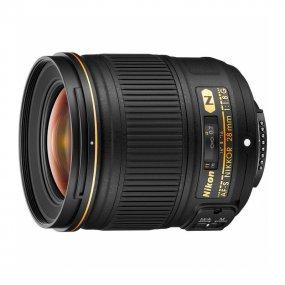 Фотообъектив Nikon 28 mm f/1.8G AF-S Nikkor JAA135DA