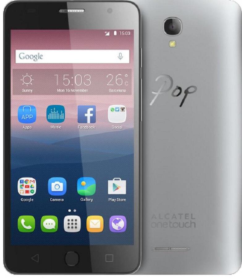 Alcatel One Touch POP STAR 4G 8Gb, Gray - (; GSM 900/1800/1900, 3G, 4G LTE; SIM-карт 2 (Micro SIM); MediaTek MT6735P, 1000 МГц; RAM 1 Гб; ROM 8 Гб; ; 8 млн пикс., светодиодная вспышка; есть, 5 млн пикс.; датчики - освещенности, приближения)