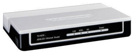ADSL ����� TP-LINK TD-8816