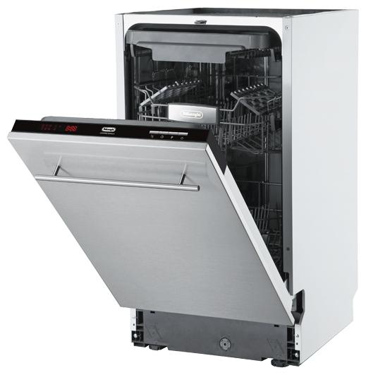 Встраиваемая посудомоечная машина Delonghi DDW06S Brilliant DDW 06 S Brilliant