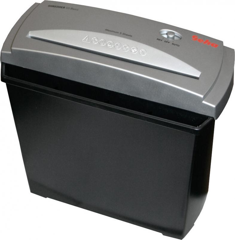 Уничтожитель бумаг GEHA S5-7.0 86040650