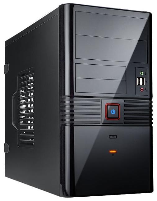 Корпус для компьютера IN WIN EMR023 450W Black EMR023BL