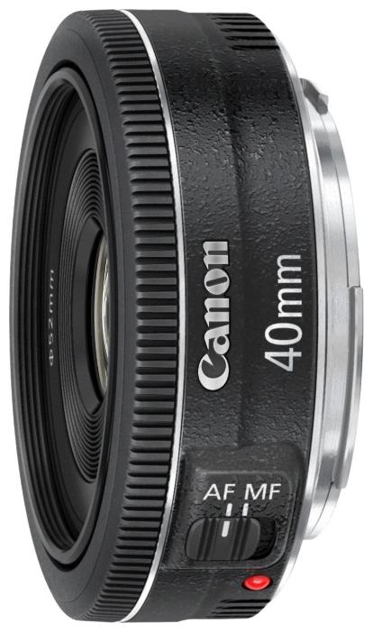 Фотообъектив Canon EF 40mm f/2.8 STM 6310B005