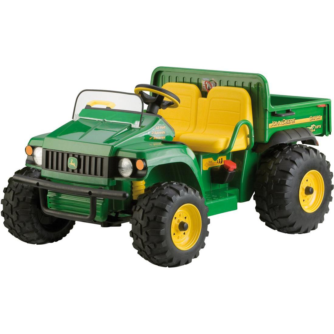 Peg-Perego JD Gator HPX Green