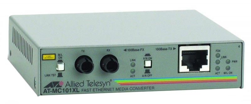 Медиаконвертер Allied Telesis AT-MC101XL AT-MC101XL-60