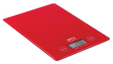Весы кухонные Sinbo SKS 4519 red