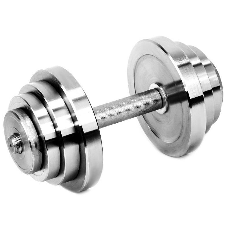 Атлант 18 кг, chrome steel