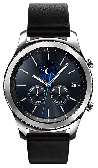 Смарт-часы Samsung Gear S3 Classic (SM-R770) Сhrome SM-R770NZSASER