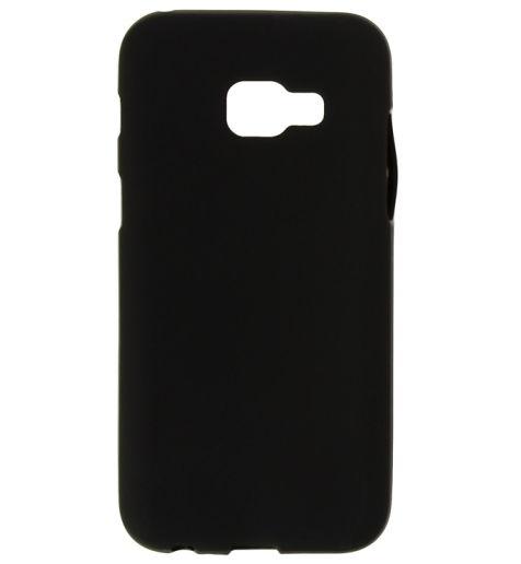 Чехол для Samsung Galaxy A3 2017 A320, TPU, 0.8 мм, Black