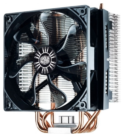 Cooler Master Hyper T4 (RR-T4-18PK-R1) - для процессора; сокеты S775, S1150/1155/S1156, S1356/S1366, S2011, AM2, AM2+, AM3/AM3+/FM1