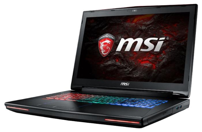 MSI GT72VR 6RE Dominator Pro (9S7-178511-088) - (Intel Core i7 6700HQ 2600 МГц. Экран 17.3 дюймов, 1920x1080, широкоформатный TFT IPS. ОЗУ 16 Гб DDR4. Накопители HDD+SSD 1256 Гб; Blu-Ray, внутренний. GPU NVIDIA GeForce GTX 1070. ОС Win 10 Home)