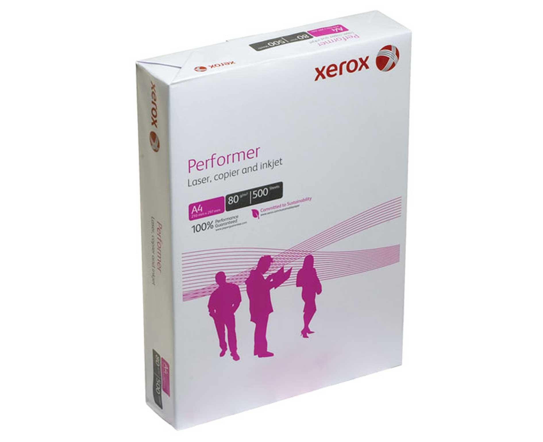 Бумага Xerox Performer класс С, A4, 500 листов - 500 л, 80г/м2, 297x210 (A4) 003R90649