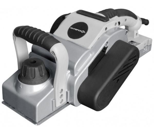 Интерскол Р-110/2000М - (2000 Вт; 15000 об/мин; ширина 110 мм / глубина 3.5 мм / четверть до 16 мм; ножи - 2 HSS; подошва 445 мм; подкл.пылесоса - с одной стороны)