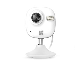 "Hikvision CS-C2MINI-31WFR - 1/3"" progressive scan CMOS; сжатие H.264; FPS - до 25 кадр/с"