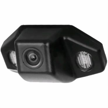 Incar VDC-021 для Honda CRV 07+,Fit H - (Установка - вместо штатной подсветки номерного знака; Дисплей - автомагнитола или штатное головное устройство (ШГУ); Соединение проводное; Ночной режим есть; Разметка отключаемая)